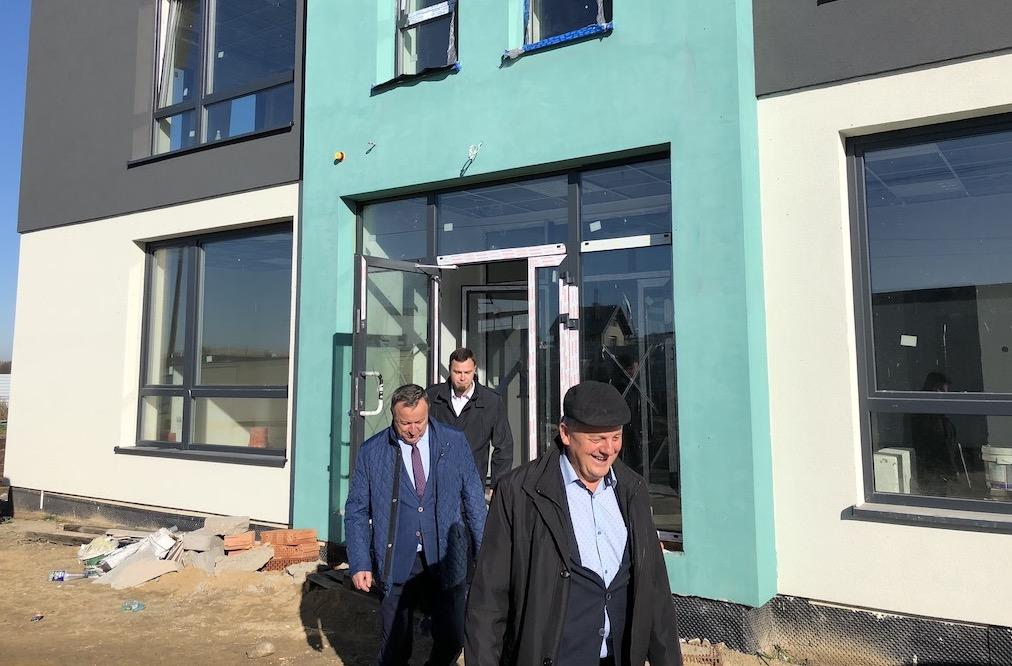 Photo of KOM-WOL w Wolborzu buduje nowoczesną siedzibę
