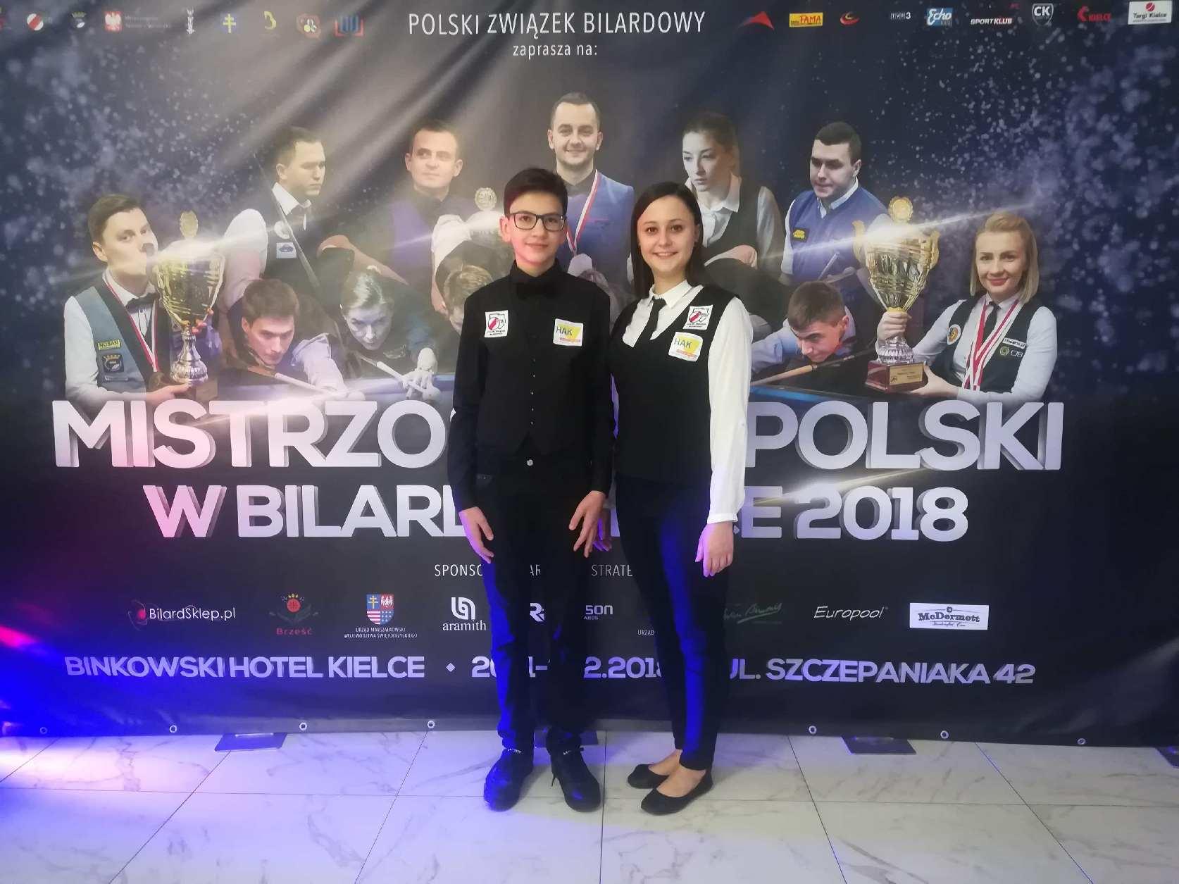 Photo of Bilardziści z Rekoraja ponownie na podium