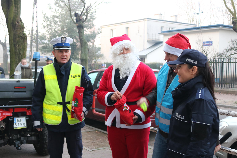 Photo of Bezpieczny Mikołaj – VIDEO