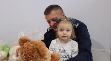 Pluszaki dla policjantów i strażaków