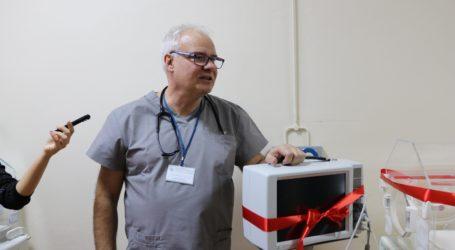 Nowy sprzęt dla szpitala powiatowego