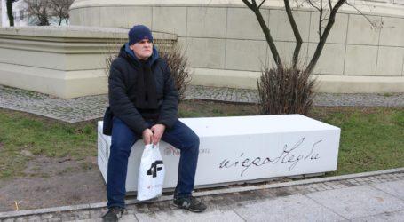 Ławeczka Niepodległości w Piotrkowie