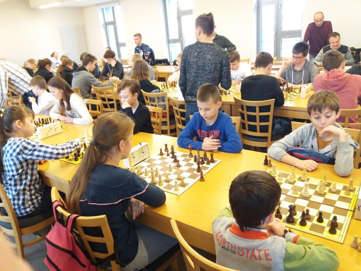Photo of Awans młodych szachistów