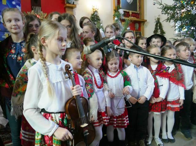 Photo of XVIII Regionalny Przegląd Kolęd i Pastorałek w Szydłowie