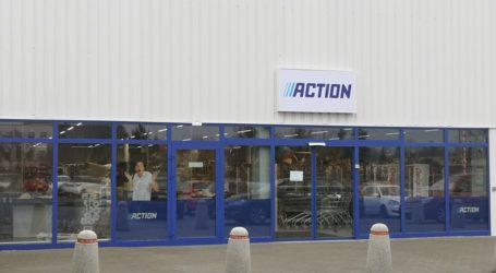 Action zamiast Tesco