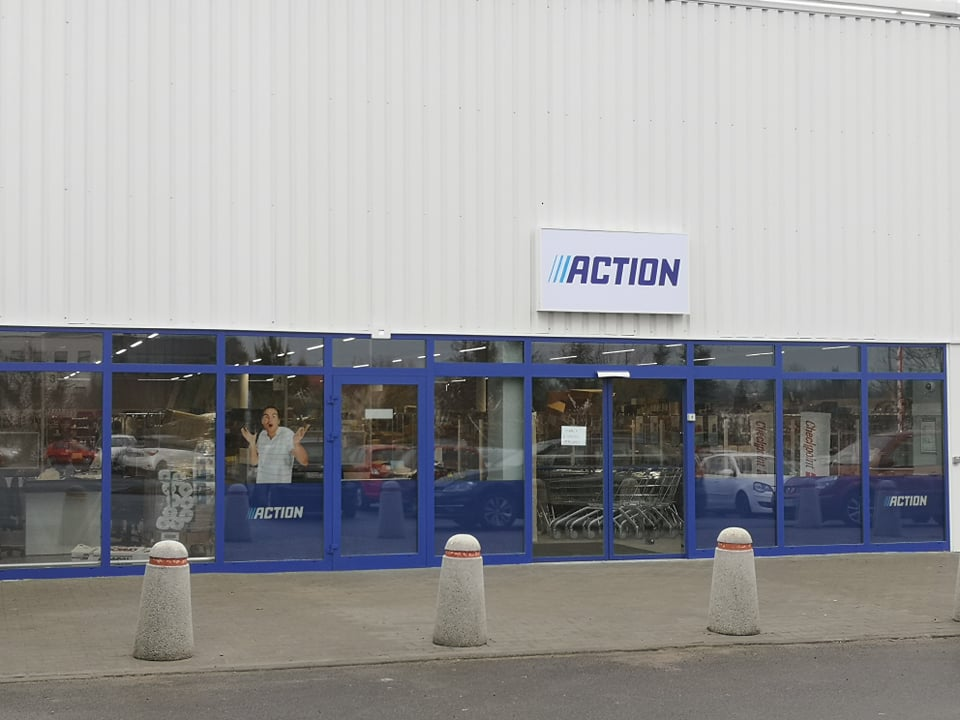 Photo of Action zamiast Tesco