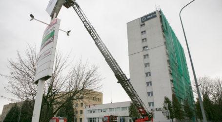 Nietypowa interwencja strażaków