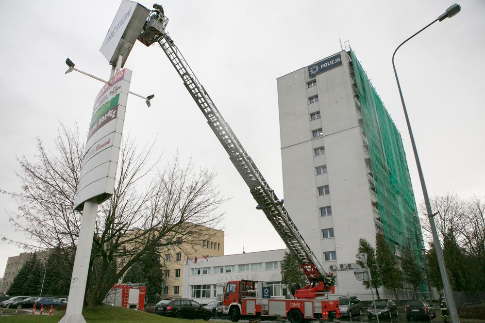 Photo of Nietypowa interwencja strażaków