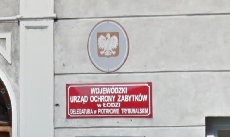 Photo of Piotrkowska delegatura Konserwatora Zabytków do likwidacji