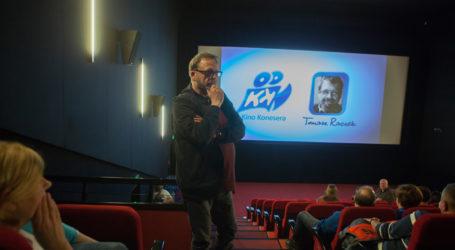 """""""Kino Konesera"""" z Tomaszem Raczkiem"""