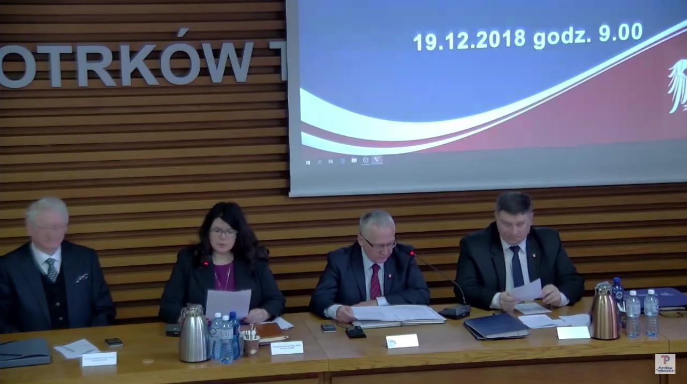 Photo of Radni Piotrkowa uchwalili budżet na 2019 rok