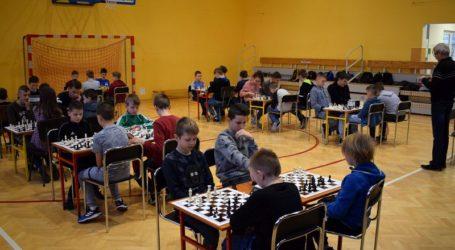 Turniej szachowy w gminie Grabica