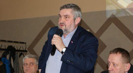 Minister Ardanowski spotkał się z rolnikami z regionu piotrkowskiego