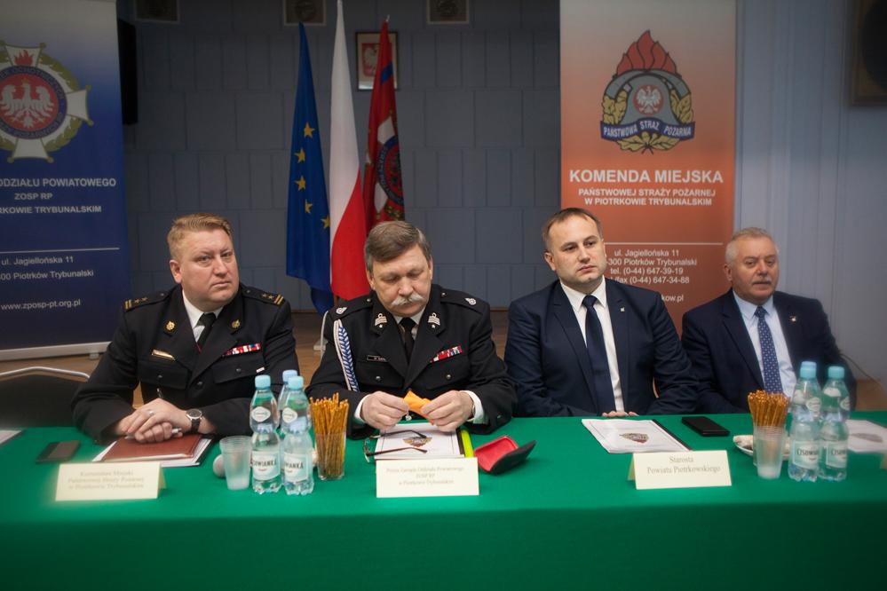 Photo of Strażacy podsumowali miniony rok