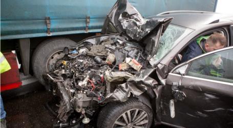 Prokuratura umorzyła śledztwo w sprawie katastrofy na A1