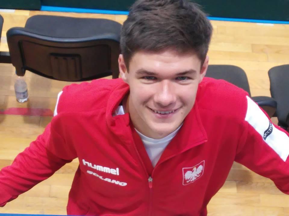 Photo of Kamil Majchrzak w Australian Open!