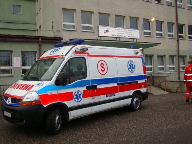 Photo of Wstrzymane przyjęcia w szpitalu wojewódzkim. Szpital PCMD ogranicza odwiedziny