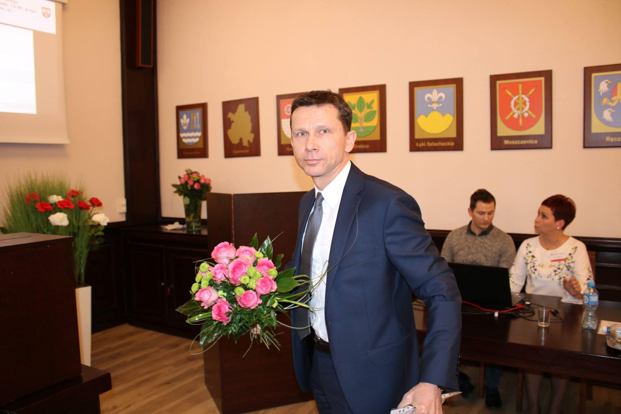 Photo of Zmiany w składzie Zarządu Powiatu oraz prezydium Rady Powiatu Piotrkowskiego