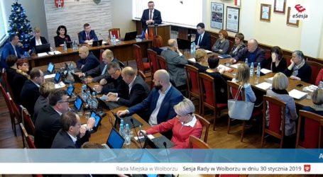 Obradowali Radni Rady Miejskiej w Wolborzu