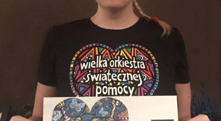 WOŚP w Piotrkowie po amerykańsku i angielsku