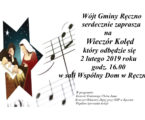 Koncert kolęd w Ręcznie
