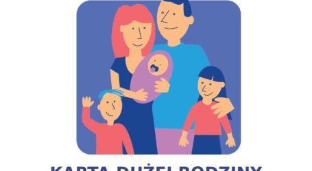 Karta Dużej Rodziny i dorosłe dzieci