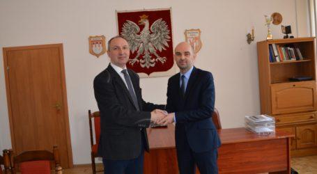 Gmina Czarnocin i gmina Będków rozpoczynają współpracę