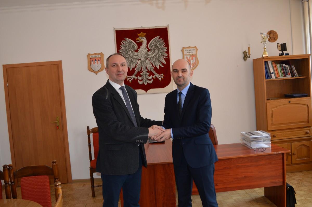 Photo of Gmina Czarnocin i gmina Będków rozpoczynają współpracę