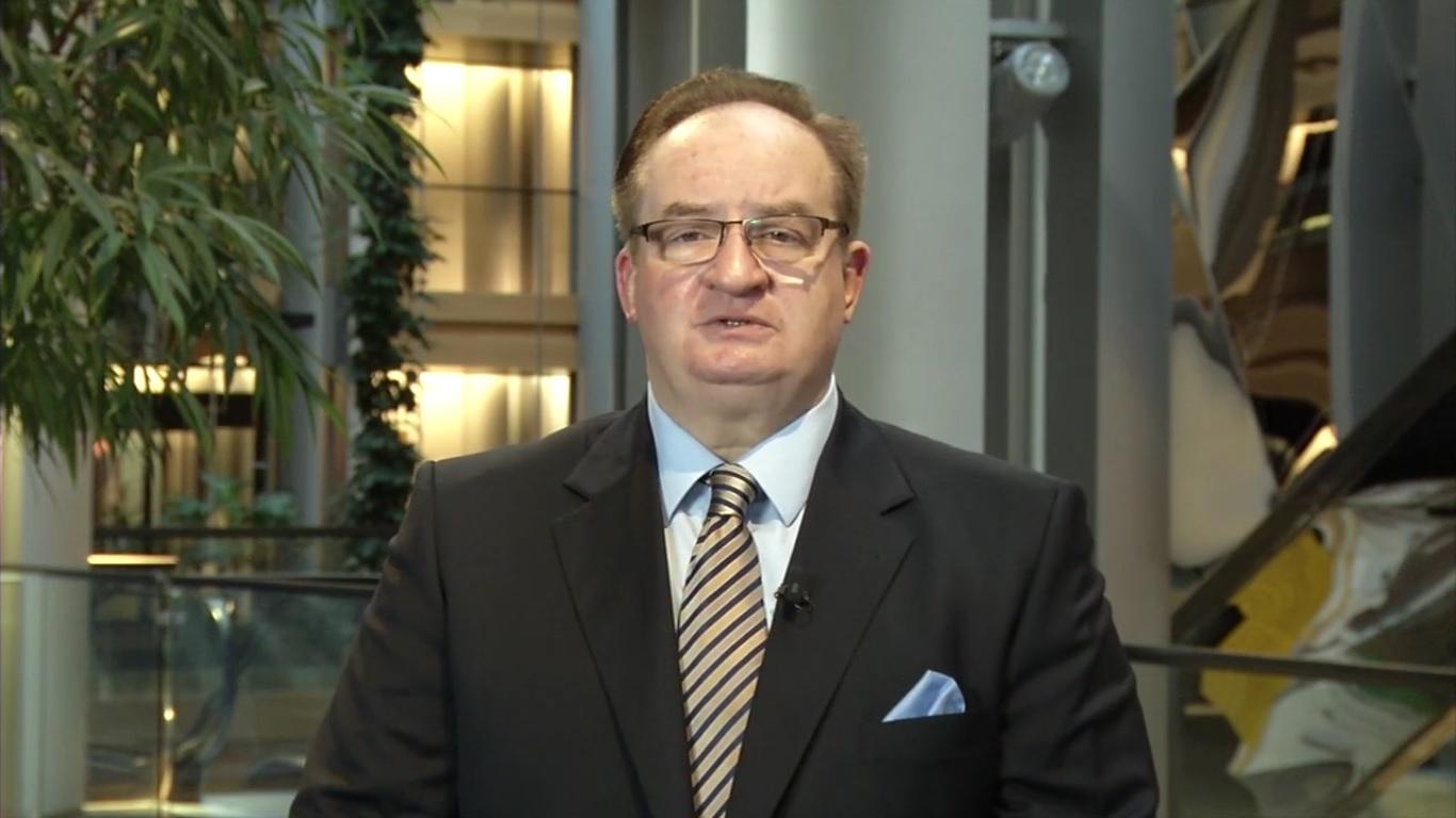 Photo of Jacek Saryusz-Wolski do PE nie z łódzkiego, ale z Warszawy