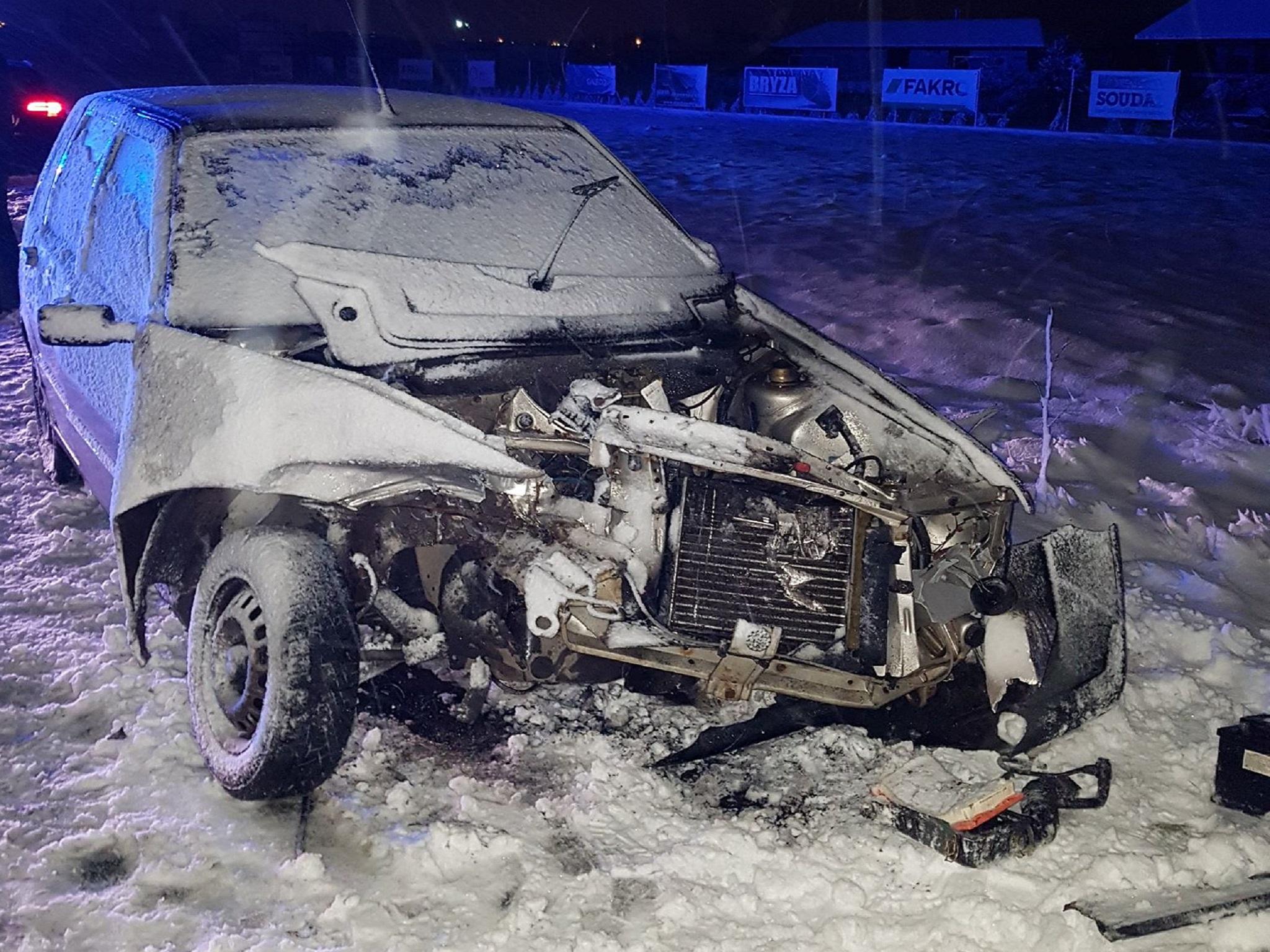 Photo of Dwie osoby ranne po wypadku w Kacprowie