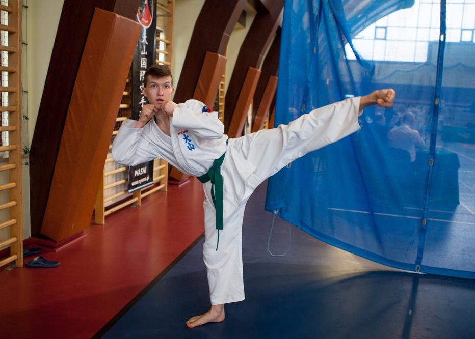 Photo of Mistrzostwa Makroregionu Centralnego OYAMA Karate – fotorelacja