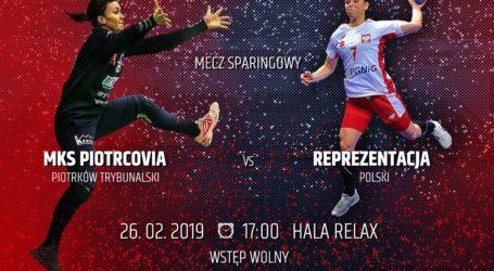 Piotrcovia zagra z reprezentacją Polski, Piotrkowianin z Vive Kielce