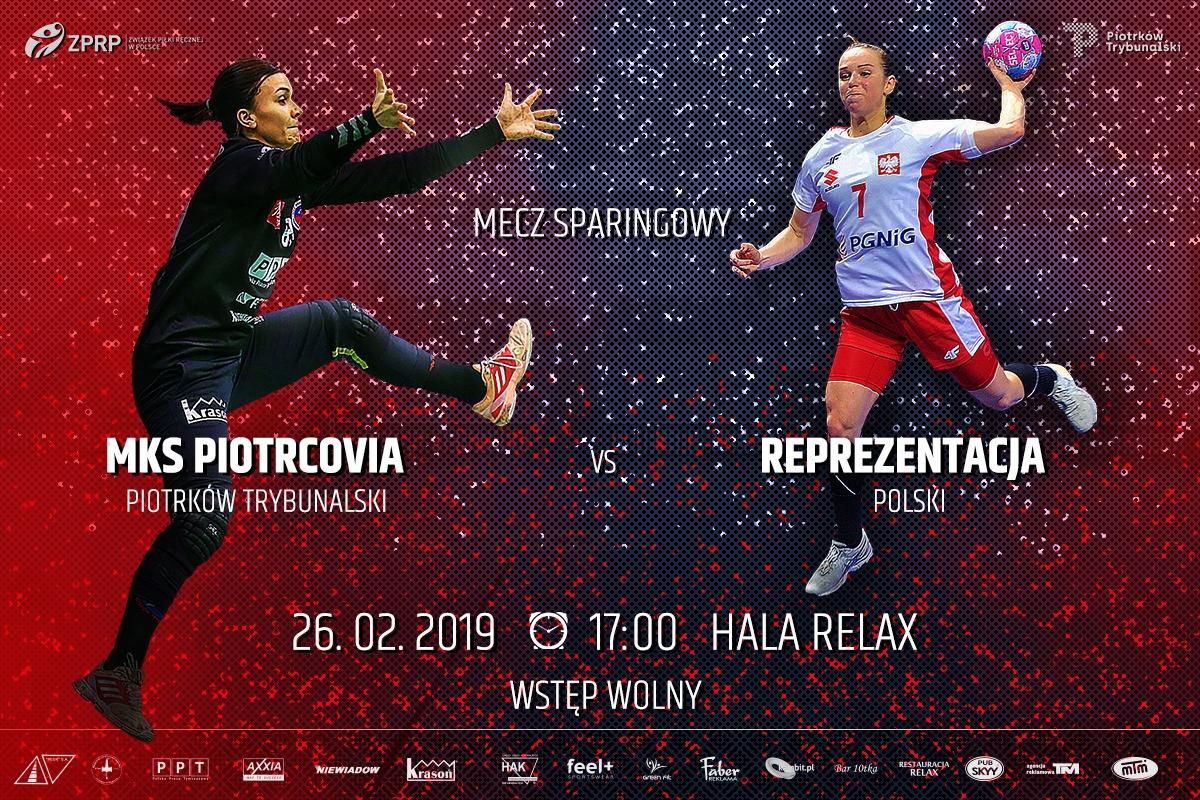 Photo of Piotrcovia zagra z reprezentacją Polski, Piotrkowianin z Vive Kielce