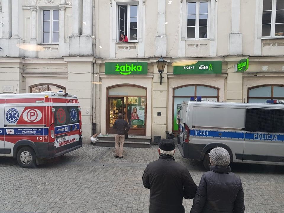Photo of 15-letni uciekinier z poprawczaka zdemolował sklep na starym mieście