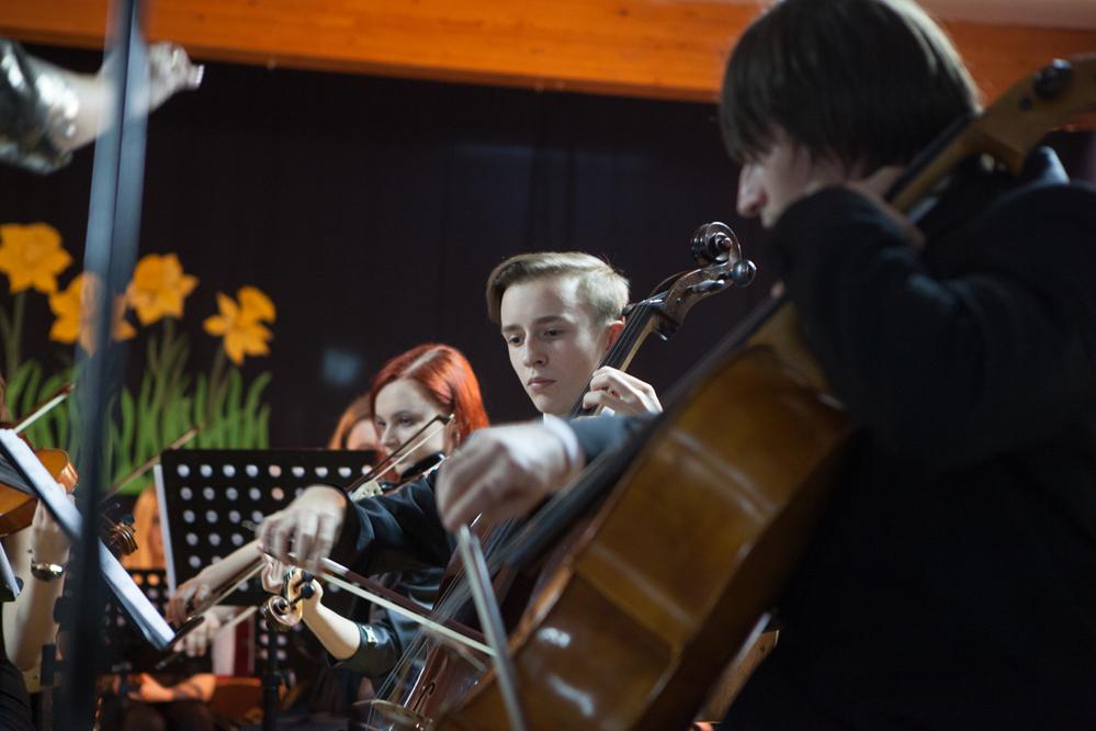 Photo of Koncert w Rozprzy na zakończenie karnawału