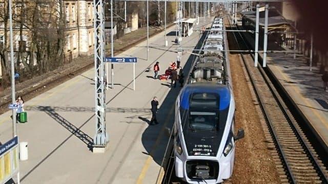Photo of Śmierć na peronie