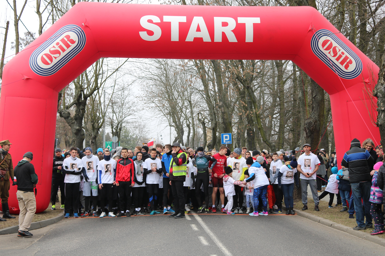 Photo of Prawie 600 uczestników Biegu Tropem Wilczym – FOTORELACJA