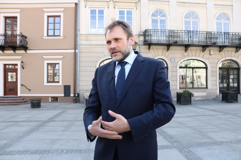"""Photo of Poseł Grzegorz Lorek:  """"Nawet o małych sprawach trzeba mówić"""""""