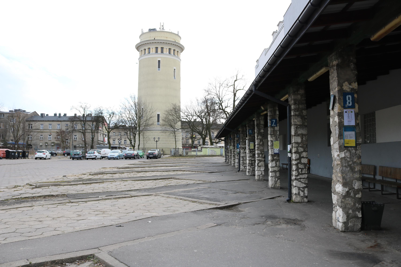Photo of Modernizacja terenu byłego dworca PKS coraz bliżej