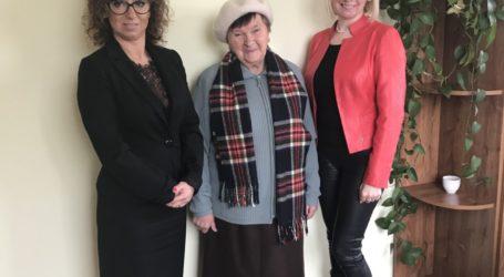 Pani Alicja chwali Powiatowe Centrum Matki i Dziecka w Piotrkowie Trybunalskim