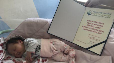 Hania to 200. noworodek, który przyszedł na świat w tym roku w Piotrkowie