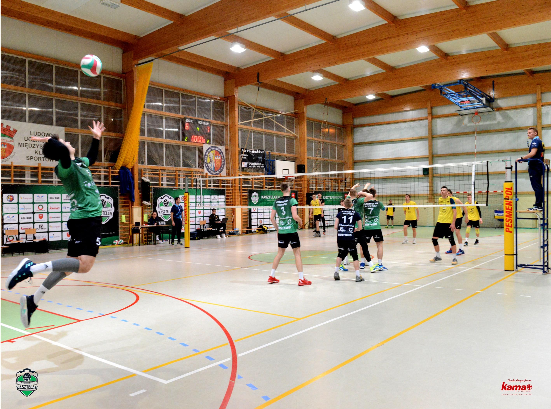Photo of Dwa zwycięskie mecze Kasztelana