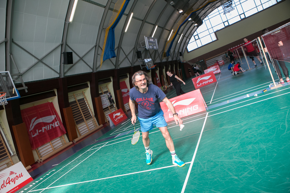 Photo of Rodzinny turniej badmintona