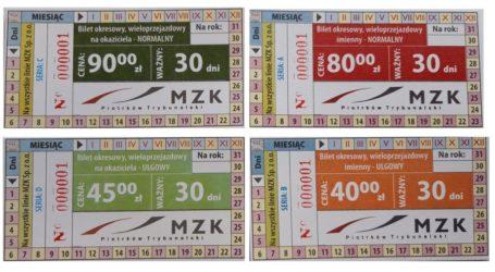 Podwyżka w komunikacji miejskiej. Drożeją jednorazowe bilety MZK