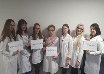 Na Dzień Kobiet – cytologia – zobacz video