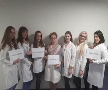 Photo of Na Dzień Kobiet – cytologia – zobacz video
