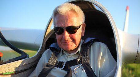 Pilot z Piotrkowa nagrodzony złotym medalem