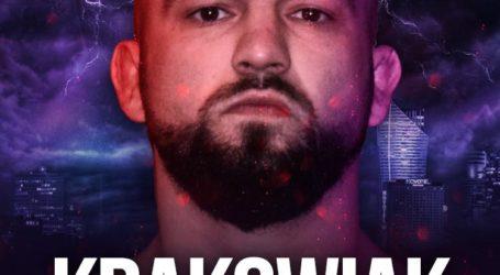 Marcin Krakowiak w Polsat Sport Fight!