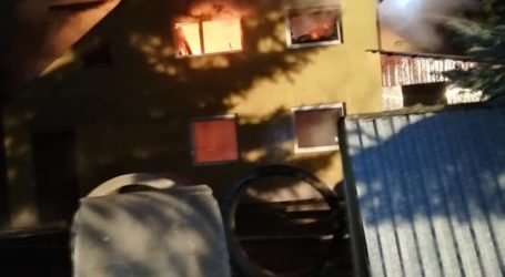 Znowu płonął dom. Tym razem w gminie Ręczno