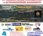 VI Ogólnopolskie Mistrzostwa w Ultramaratonie Kajakowym